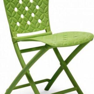 Stima Židle Zag Spring Polypropylen rosso - červená