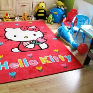 Forclaire Koberec HELLO KITTY 756 140 x 200 cm