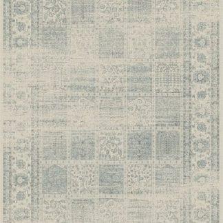 Tempo Kondela Vintage koberec Elrond 40x60 - šedý + kupón KONDELA10 na okamžitou slevu 3% (kupón uplatníte v košíku)