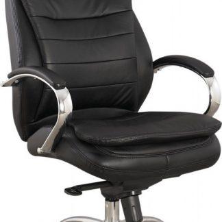 Casarredo Kancelářské křeslo Q-154 černá