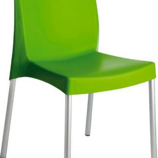 Stima Jídelní židle Boulevard Verde plast - zelená
