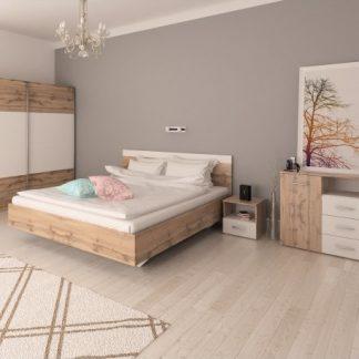 Tempo Kondela Ložnicový komplet (postel 180x200 cm)