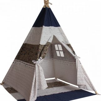 Forclaire Teepee Mississippi s podložkou