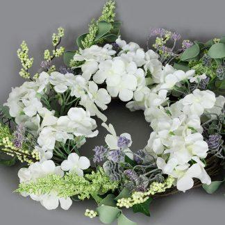 Autronic Věnec s květinami PRZ857301