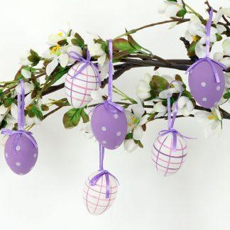 Autronic Velikonoční vejce (6 ks) VEL5032