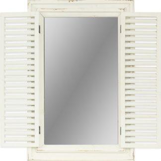 Autronic Zrcadlo v dřevěném rámu DT1626
