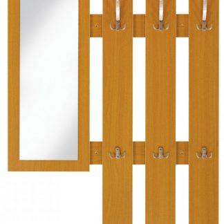Idea Věšák se zrcadlem 218 buk bavorský