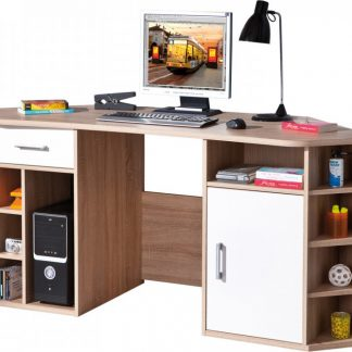 Idea PC rohový stůl VASTO