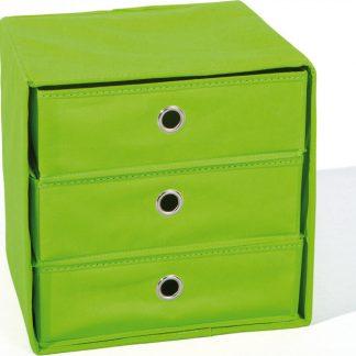 Idea Skládací box WILLY zelený