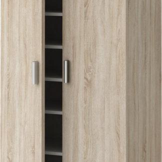 Idea Botník 2 dveře dub