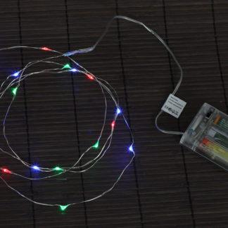 Autronic Řetěz s LED světýlky - vícebarevný LED724054