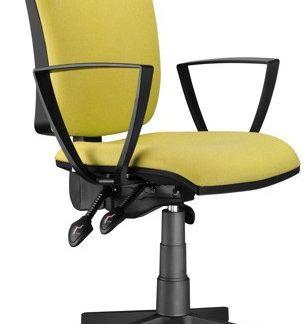 Alba Kancelářská židle Lara - látka Phoenix 100