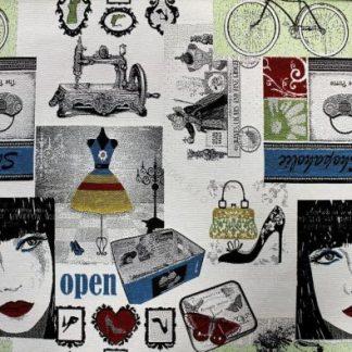 Clipet Látka Chicones Bike C/37