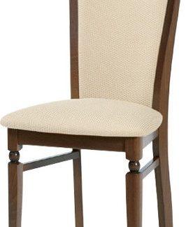 BRW Jídelní židle Bawaria TXK-DKRS II / látka TK1010