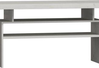 Tempo Kondela Konferenční stolek INFINITY 13 jasan bílý + kupón KONDELA10 na okamžitou slevu 3% (kupón uplatníte v košíku)
