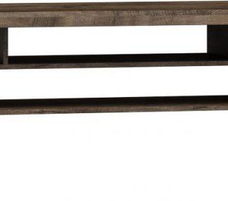 Tempo Kondela Konferenční stolek INFINITY 13 jasan tmavý + kupón KONDELA10 na okamžitou slevu 3% (kupón uplatníte v košíku)