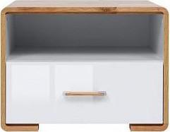 BRW Noční stolek Bari KOM1S