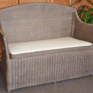 Axin Trading Ratanová lavice s úložným prostorem