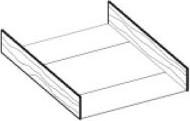 Ahorn Úložný prostor pro postel Tropea 180x0