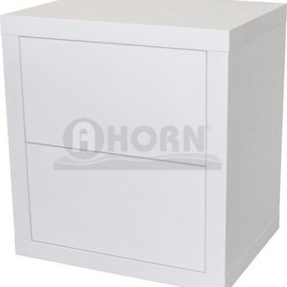 Ahorn Noční stolek NS2 dvojzásuvka