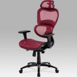 Autronic Kancelářská židle KA-A188 RED