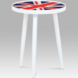 Autronic Odkládací stolek Britany WT