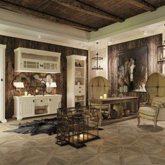 Lubidom Amelie 3 Obývací stěna dub provence - dub provence
