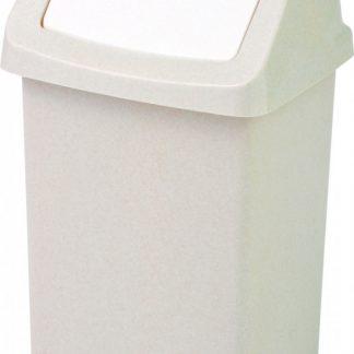 Curver Odpadkový koš CLICK 9L - savanna