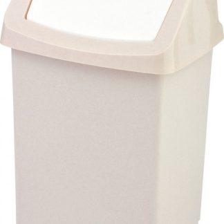 Curver Odpadkový koš CLICK 50L - savanna