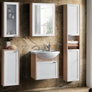 Casarredo Koupelnová sestava ISTRIA (bez umyvadla)