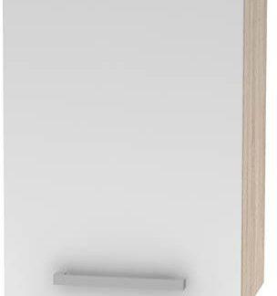 Tempo Kondela Horní skříňka  1DV NOPL-024-OH - dub sonoma / bílá + kupón KONDELA10 na okamžitou slevu 3% (kupón uplatníte v košíku)