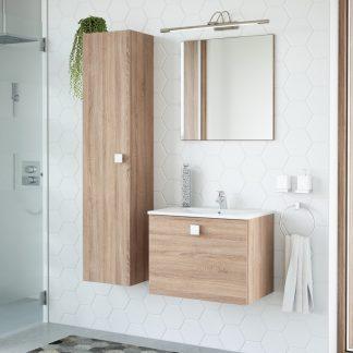 Casarredo Koupelnová sestava MODUST (bez umyvadla)