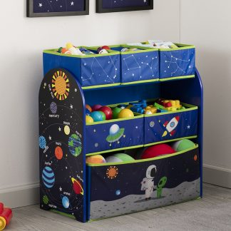 Forclaire Organizér na hračky Astronaut