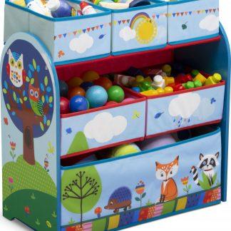 Forclaire Organizér na hračky Lesní zvířátka