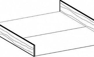 Ahorn Úložný prostor Salina box u nohou (2x bočnice a dno) 180x200 cm
