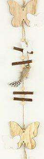 Autronic Girlanda s motýly KLA494