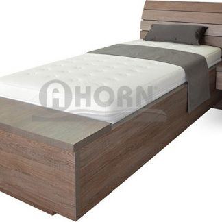 Ahorn Postel jednolůžková Salina box (bez nočních stolků) 140x200 cm oboustranná