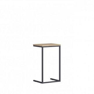 BRW Příruční stolek Gamla DST - dub Grandson