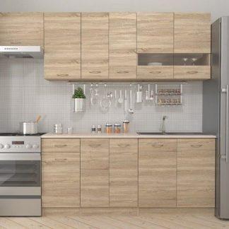 BRW Kuchyň Ramona  - Dub sonoma