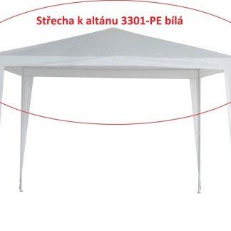 Rojaplast Střecha k altánu 3301-PE bílá
