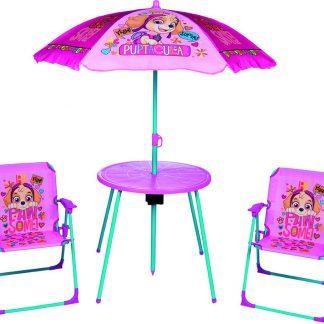 Forclaire Dětský zahradní set Paw Patrol - růžový
