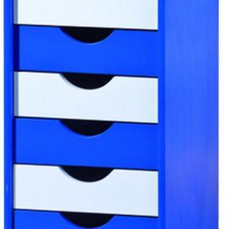 Idea Kontejner BEPPO - modro/bílý