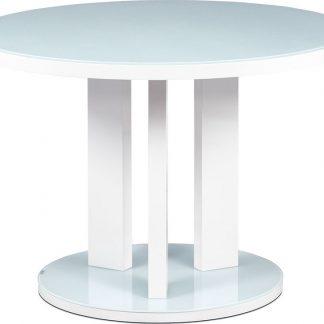 Autronic Jídelní stůl AT-4004 WT - bílá