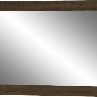 Tempo Kondela Zrcadlo PARMY - dub sonoma čokoládová + kupón KONDELA10 na okamžitou slevu 3% (kupón uplatníte v košíku)