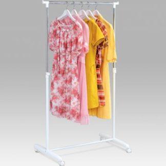 Autronic Stojan na šaty ABD-1201 WT - bílý